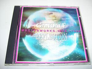 Gandalf - Reflection Masterworks 1986 - 1990 * RARE AUSTRIA CD 1991 *