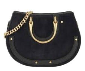 Chloe mini pixie belt/shoulder bag