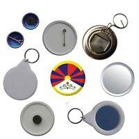 Tibet Flag Pin Button Badge Magnet Keyring Bottle Opener Mirror
