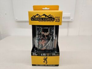 Browning Trail Cameras Strike Force Pro XD Dual Lens Trail Camera BTC-5PXD