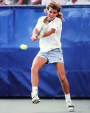 Tennis Pro ANDRE AGASSI Glossy 8x10 Photo Print Poster