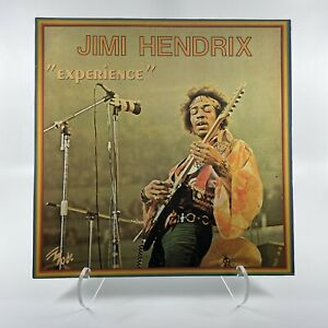 Jimi Hendrix - Experience Soundtrack MD9011 1972 French Pressing