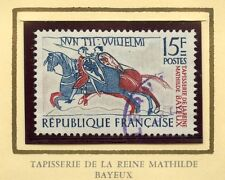 STAMP / TIMBRE FRANCE oblitere N° 1172  TAPISSERIE A BAYEUX