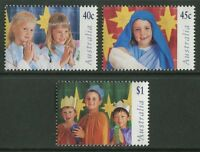 CHRISTMAS 1997 - MNH SET OF THREE (R102-ET1-RR7)