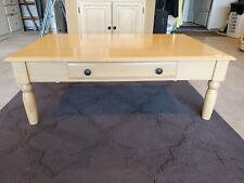 Ethan Allen Dimensions End Table Coffee Table Maple Vintage 1994 Corner Cabinet