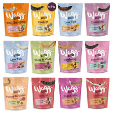 Wagg Dog Training Treats, Puppy, Adult, Low Fat, Sensitive, Chicken, Duck, Li...