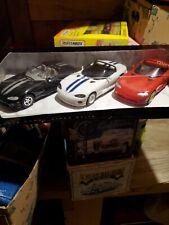 amt/ertl 1996 dodge viper rt/10 3 car box set