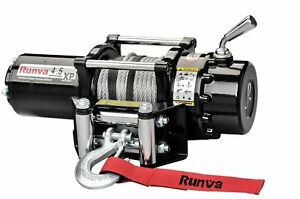 Runva 4.5X 12V with Steel Cable 10872438354