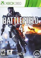 Battlefield 4 (Microsoft Xbox 360, 2013) DISC IS MINT