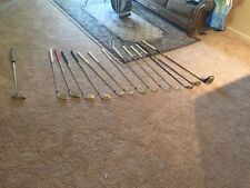Golf clubs 4 Sale Mizuno MP60 Cut Muscle 4-9 also Driver, 3 wood putter and more