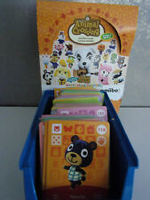 Animal Crossing Serie 2- Amiibo Karten - 118 - 160  - EU - Versionen