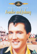 FRANKIE AND JOHNNY 1966 MUSICAL ELVIS PRESLEY DVD BRAND NEW REGION 2