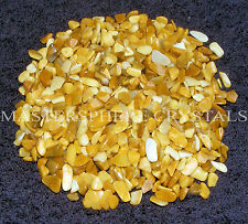 1KG Yellow Jasper Tumblestones 7mm-9mm Crystal Gemstone Wholesale Bulk