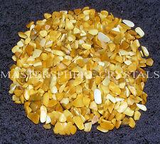 1KG Yellow Jasper Tumblestones 7mm-9mm Crystal Gemstone Wholesale Bulk