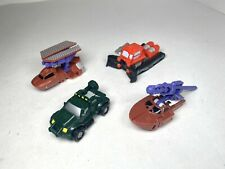 Transformers Armada Sea Mini-con Team, Ransack, Iceberg Lot of 4 Action Figures