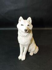 Sandicast Arctic Wolf Figurine