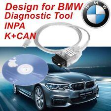 For BMW INPA/Ediabas K+D-CAN /DCAN USB Interface OBD2 EOBD Diagnostic Cable EJ