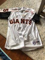 MLB San Francisco Giants Barry Bonds Authentic jersey Adult Medium