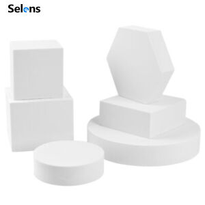 Selens 6in1 INS Photography Cube Photo Props Foam Geometric Cube Shooting Props