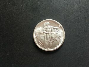 50C Half Dollar 1938 Oregon Trail Memorial Commemorative