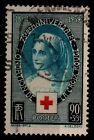 CROIX ROUGE 1939, Oblitéré = Cote 9 € / Lot Timbre France 422