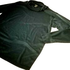 Cabela's Men Base Layers Thermal Henley Top & Pants Underwear Green Thick Warm