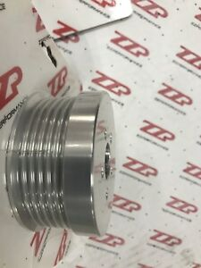 "ZZPerformance LSJ Supercharger Modular Pulley System 2.9"" 2005-07 Cobalt Ion"