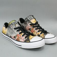 Converse Chuck Taylor All Star Digital Floral Ox 553299F Sneakers Women's Size 9