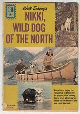 "[48099] ""WALT DISNEY'S NIKKI, WILD DOG OF THE NORTH COMICS"" #1226 (1961, DELL)"