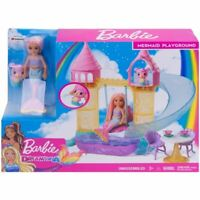 Barbie Dreamtopia Mermaid Playground Playset Chelsea Mermaid Doll & Accessories