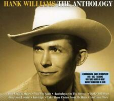 Hank Williams The Anthology 1946-1952 3-CD NEW SEALED Remastered Country