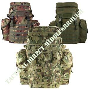38L N.I RUCKSACK BERGEN BRITISH ARMY LOAD CARRIER PATROL PACK RUCKSACK MTP BTP