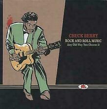 Chuck Berry - Rock and Roll Music-any Old Way You Choose It Cd18 Bear Famil