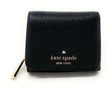 Kate Spade Leila pequeño de cuero billetera tríptica continental wlru 0039 $129