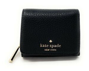 Kate Spade Leila Small Leather Trifold Continental Wallet WLRU0039 $129