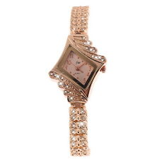 Fashion Women's Casio Sub-brand Stainless Steel Band Analog Quartz Wrist Watch
