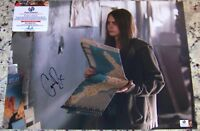 CLEARANCE SALE! Cara Delevingne Signed Autographed 11x14 Photo GAI GA GV COA!