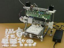 HUXLEY MINI 3D PRINT REPRAP SET 3 COLOURS AVAILABLE (plastic parts only)