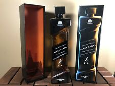 Johnnie Walker Director's Cut Black Label Blade Runner 2049 Whisky Bottle New