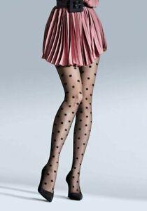 Lovely Polka dot Tights- retro, pin up stylish- Circlet by Sentelegri