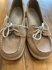 Sperry Top-Sider Leather Laguna Boat