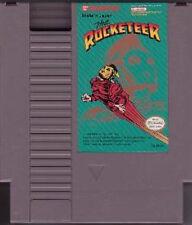 ROCKETEER RARE ORIGINAL CLASSIC GAME NINTENDO SYSTEM NES HQ