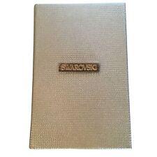 Swarovski Hardback Notebook (28 pages)