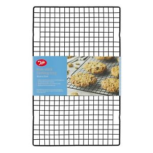 Tala Non-Stick Cake Biscuit Cooling Tray Rack 40 x 25cm 10A21605