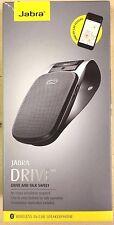 Jabra Drive Bluetooth Wireless In-car Speakerphone Black NEW