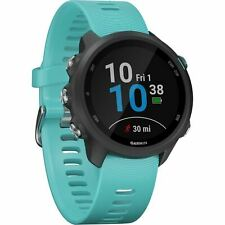 Garmin Forerunner 245 Music GPS Running Smartwatch w/ Wrist-based HRM - Aqua