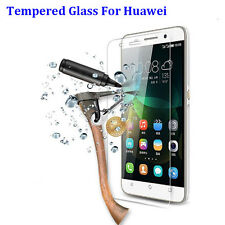 Toughened Tempered Glass Screen Protector Film For All Huawei Mobile Phones
