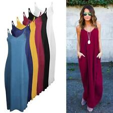 Unbranded Long Regular Size Dresses for Women