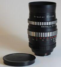 Meyer-Optik goerlitz objetivamente lens orestor 2,8/135 para Exa/Exakta