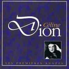 Céline Dion-Les Premieres ANNEES CD NUOVO